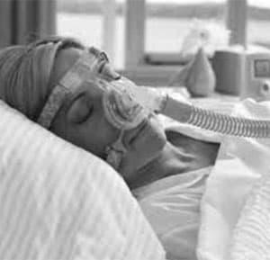 CPAP machine kepp your airway open