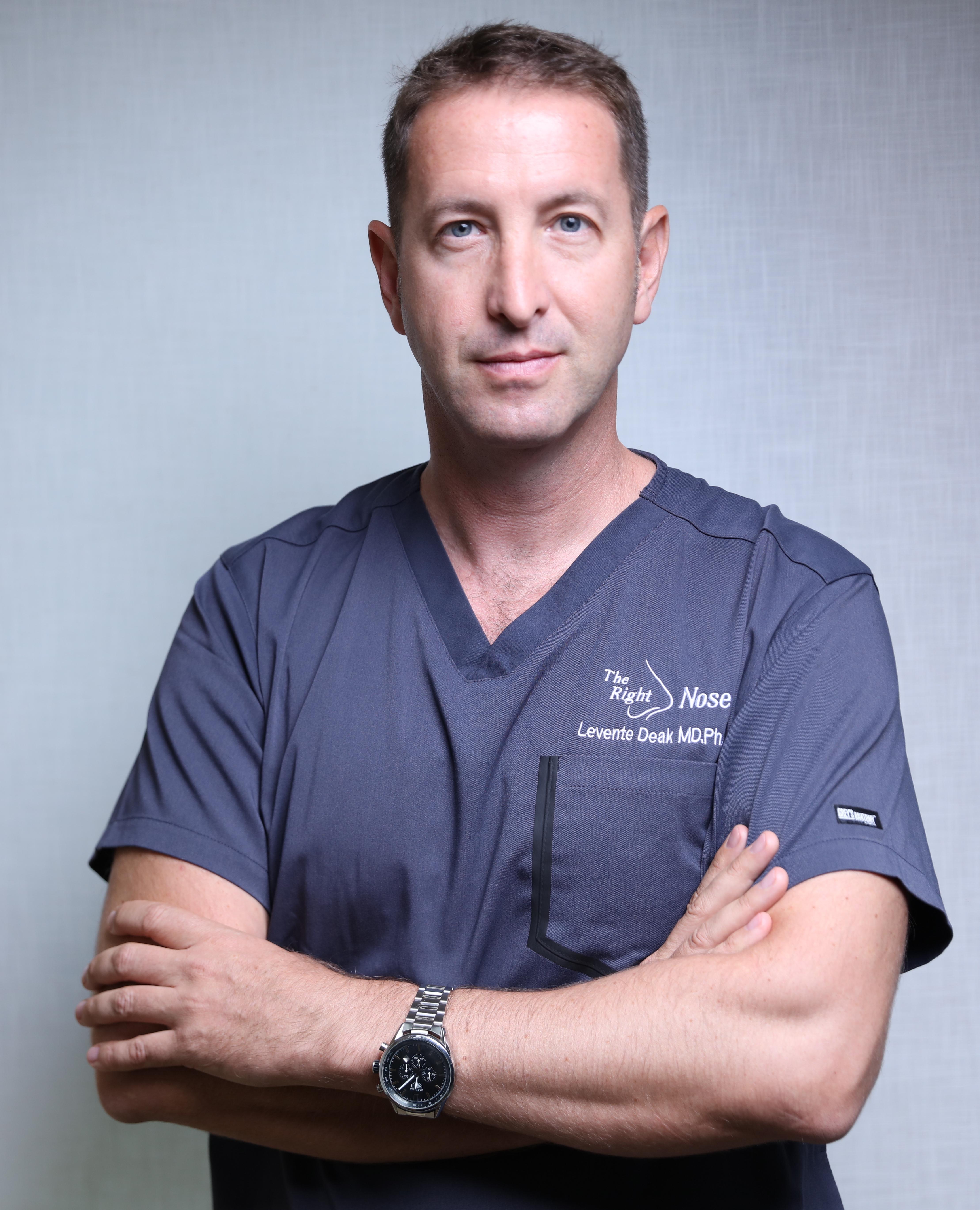 Dr. Levente Surgery